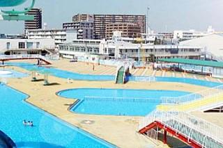 沼影市民プールの写真