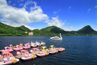 榛名湖温泉の写真