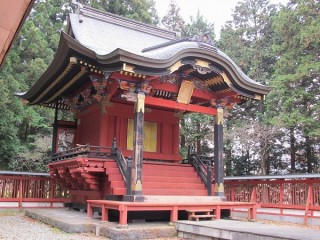 冨士御室浅間神社の写真