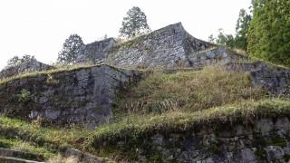 岩村城跡の写真