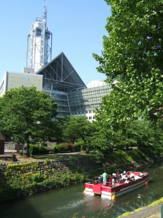 富山市役所の写真