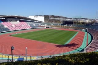 ユニバー記念陸上競技場の写真