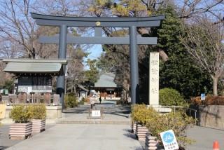 松蔭神社の写真