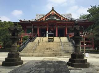 瀧泉寺(目黒不動尊)の写真