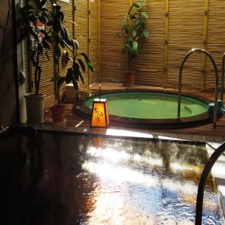 東京荻窪天然温泉 なごみの湯の写真
