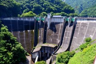 秩父湖の写真