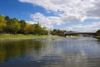 鳥屋野潟公園の写真