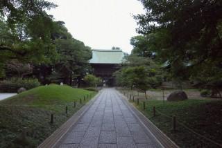 九品仏 浄真寺の写真