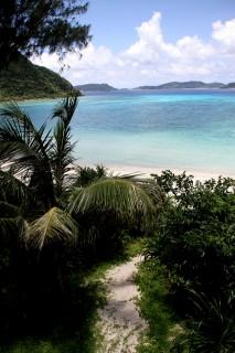 渡嘉敷島の写真