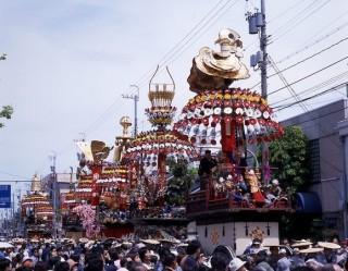 高岡御車山祭の写真