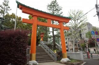 穴八幡神社(穴八幡宮)の写真