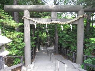 白石神社の写真