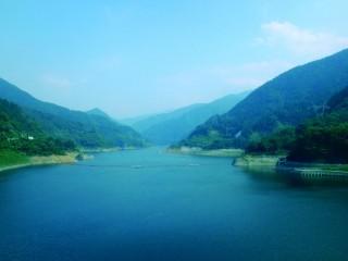 浦山ダムの写真
