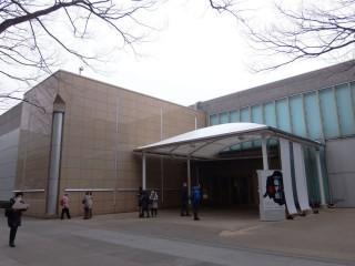 上野の森美術館の写真