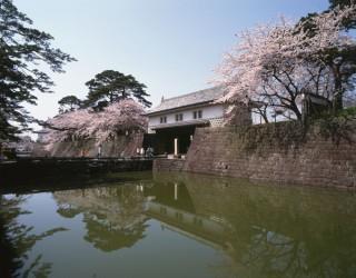 新発田城の写真