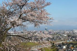 呉羽山公園の写真