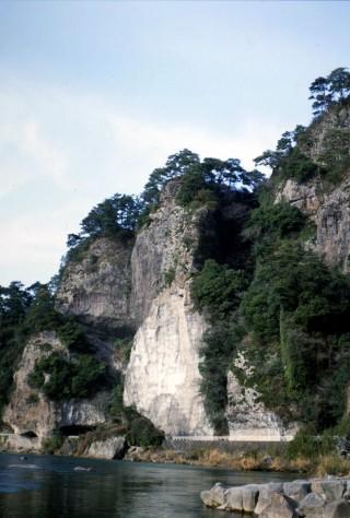 耶馬渓の写真
