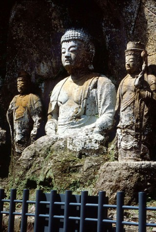 臼杵石仏の写真