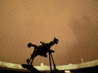 松戸市民会館プラネタリウムの写真