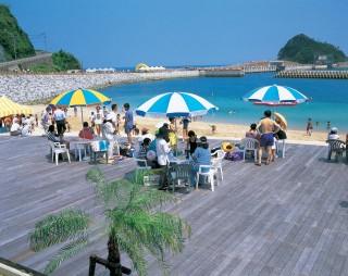 高島海水浴場の写真