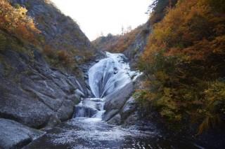 桃洞滝の写真