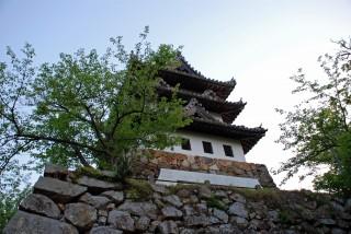 洲本城の写真