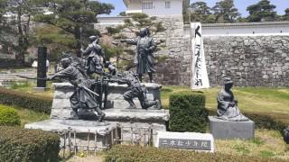 霞ヶ城公園(二本松城跡)の写真