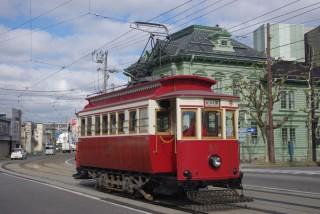 函館市電(路面電車)の写真