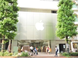Apple Store渋谷(アップルストア渋谷)の写真