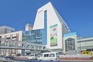 新宿ミロードの写真