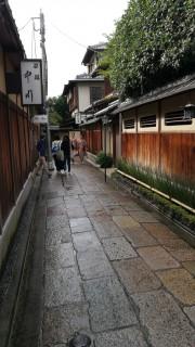 石塀小路の写真