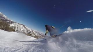 白馬八方尾根スキー場の写真