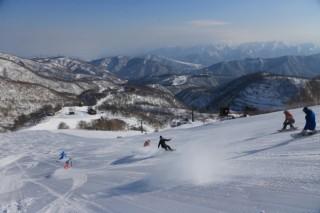 かぐらスキー場 みつまたステーションの写真