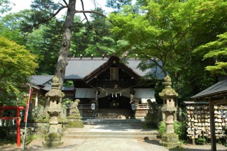 春日山神社の写真