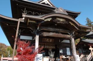 関善光寺の写真