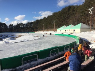 八ヶ岳スケートセンターの写真