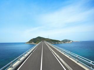 伊王島大橋の写真