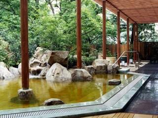 豊島園 庭の湯の写真