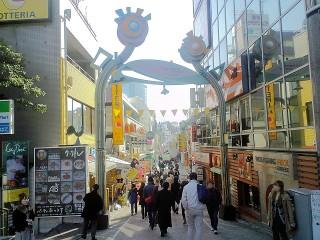 竹下通りの写真