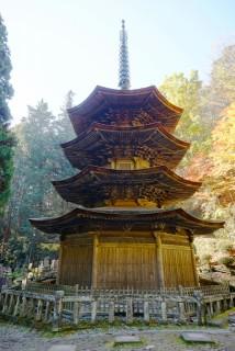 安楽寺(上田市)の写真