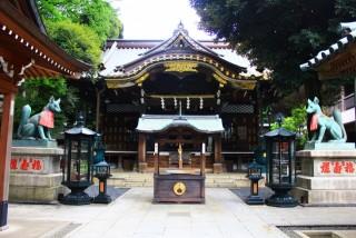 豊川稲荷東京別院の写真