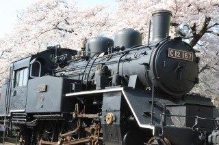 若桜鉄道若桜駅の写真
