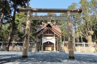 眞名井神社の写真