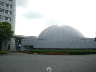 総合教育センタープラネタリウム館の写真