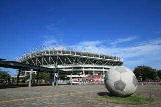 茨城県立カシマサッカースタジアムの写真