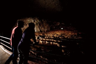 秋芳洞の写真