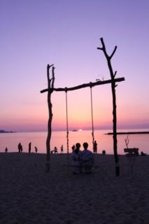 夕日ヶ浦海岸の写真