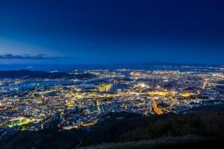 皿倉山の写真