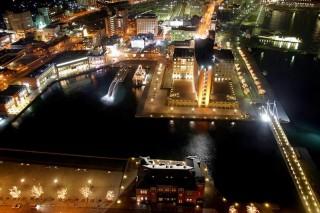 門司港レトロ地区の写真