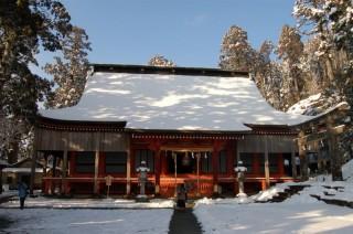 英彦山神宮の写真